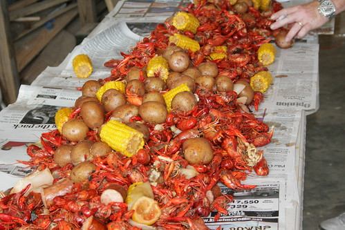 8th Annual Atkins Park Crawfish Boil