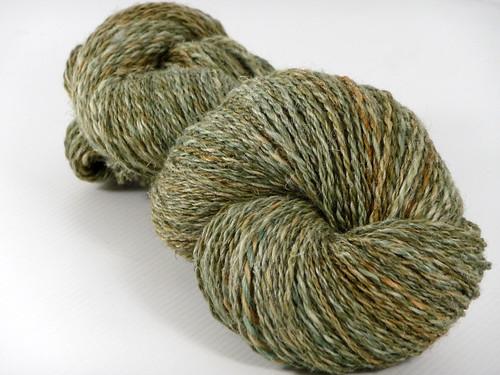 Spunky Wool/Linen Blend