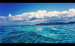 P&S: Ocean blue photo by isayx3