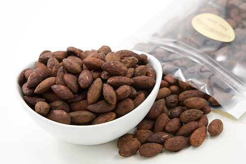 almond oil comes from almonds
