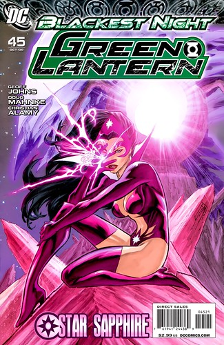 Green Lantern 45 2009