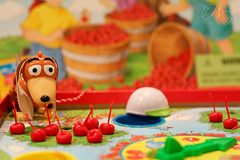 172/365 Slinky plays Hi Ho! Cherry-O photo by BarbaraCZ