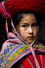 The Peruvian Girl I photo by Viking-