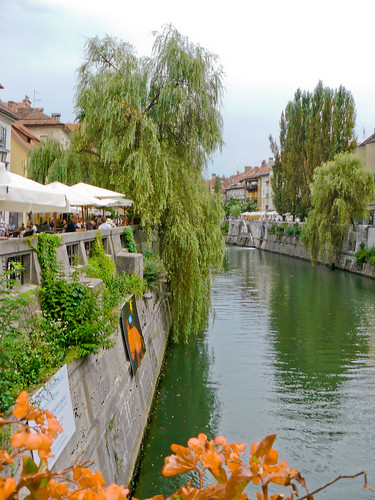 Ljubjana River