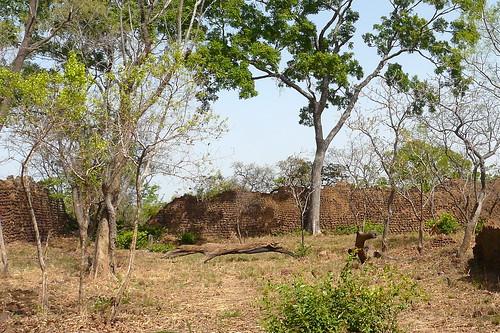 Loropéni - Pays Lobi - Burkina Faso