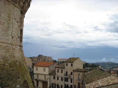 Vista dalla Fortezza