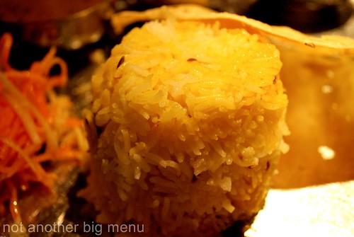 Pilau rice - Masala Zone