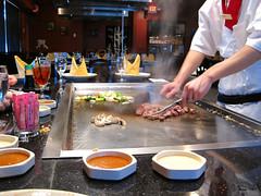 Hibachi Grill at Nagoya