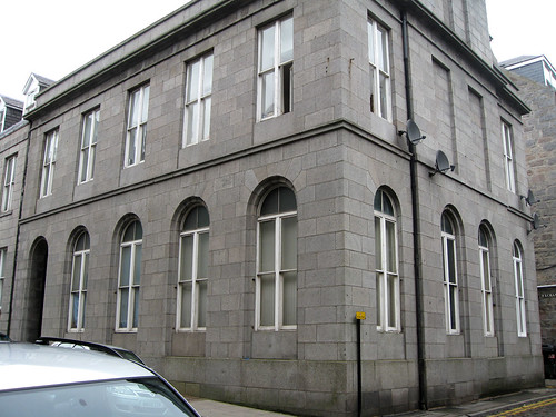 Aberdeen Savings Bank c1860