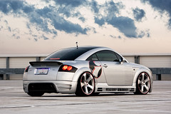 S3 Preview:  Audi TT photo by _jvns