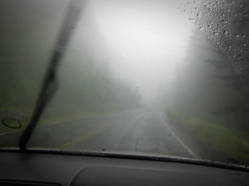 Driving in cloud