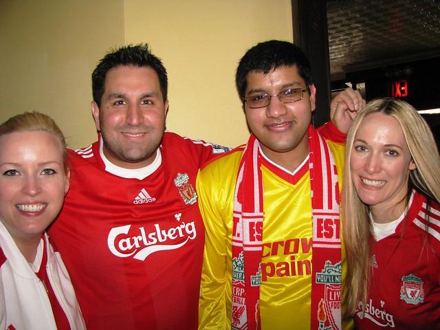 Man Utd 1 vs 4 Liverpool at Old Trafford | Flickr - Photo Sharing!