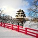 Hirosaki Castle Winter  (Explored)