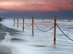 High Tide photo by Jesse Bissette
