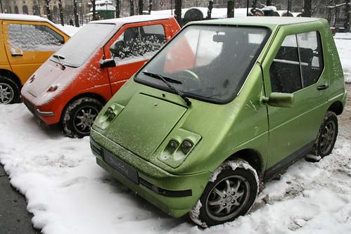Buddy Electric Car