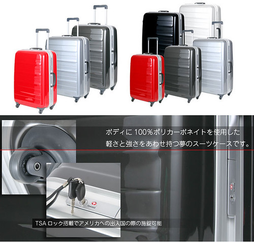 Super Lights PC - Suitcase