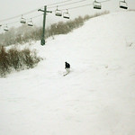 Snowbasin with Richie