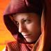 Portret met hoofddoek-4805 © Bart Plessers