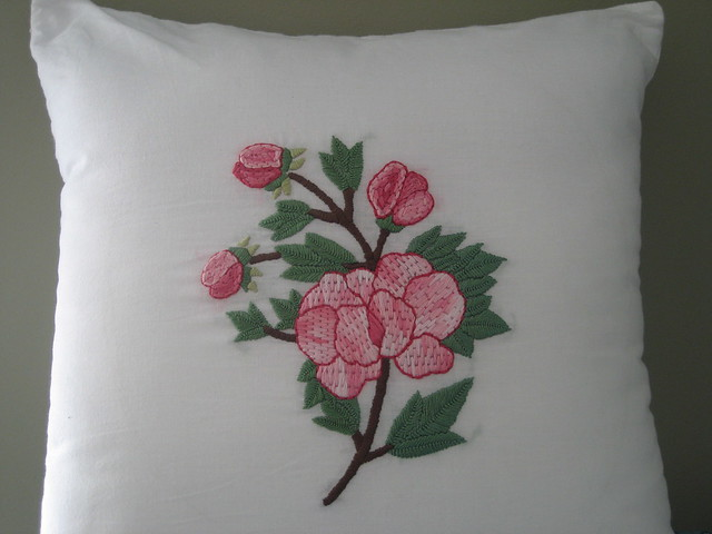 FLORAL EMBROIDERY MOTIFS