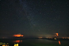 Milky Way in Alabat Island.. photo by Sir Mervs