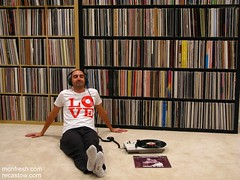 IKEA Expedit is perfect for vinyl records photo by monfresh
