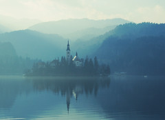 lake bled revisit photo by olle_e