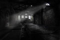 Denbigh abandoned asylum photo by andre govia.