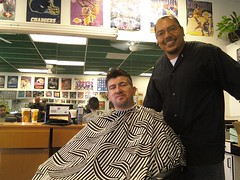 "HairStyle: Barber Shop: Chino Ca - Best Barber Shop - My Hairstylist ""Romeo"" and I Dj Download photo by Dj Crazy Gabe"