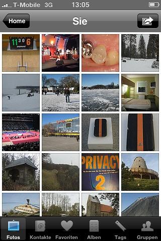 Gallerie Flickr