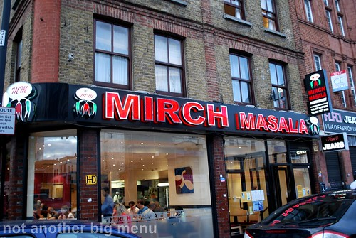 Mirch Masala - exterior