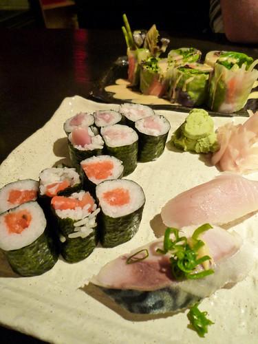 Sushi - Izakaya Shibuya