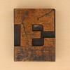 wood type letter E
