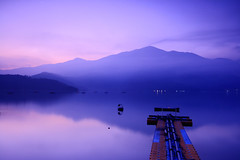Sun moon lake 日月潭 photo by enjoylifeforever.lin