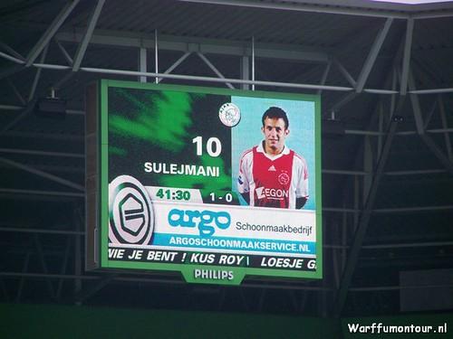 3781553478 7b37b16211 FC Groningen – Ajax 0 2, 2 augustus 2009