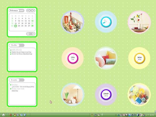 Desktop 2009-03:My Corner
