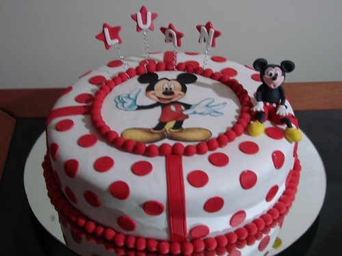 Bolos Do Mickey