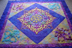 Rhapsody photo by Jessica's Quilting Studio