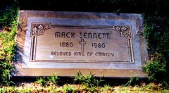 Mack Sennett photo by Poe Forward