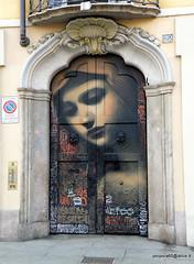 THE MAC & RETNA photo by Walls Of Milano