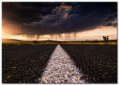 """ Stormy Road "" photo by Alfredo11"