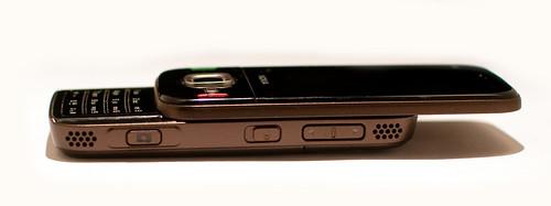 Nokia N85, plat
