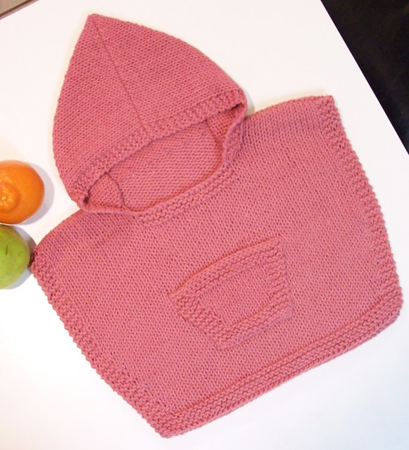 Crochet Pattern For Baby Hooded Poncho : CROCHET PATTERN PONCHO HOODED BABY Patterns