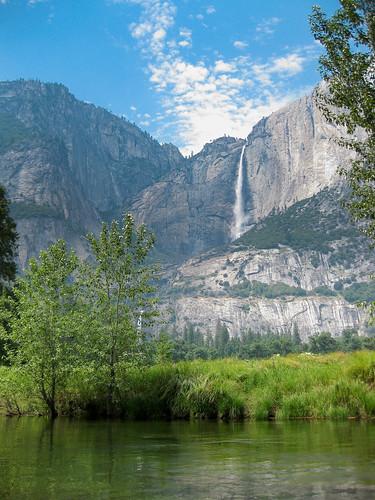 Yosemite Falls (I think)