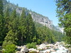 Typical view at Yosemite