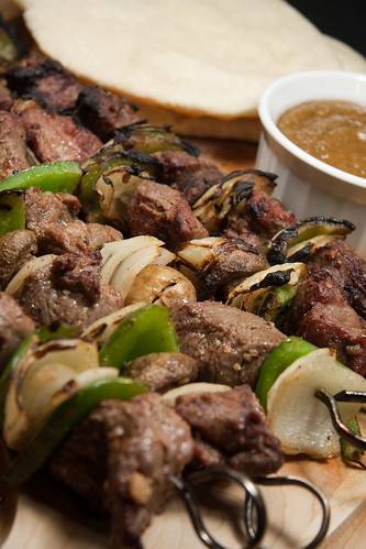 Bengali Shish Kebabs
