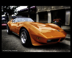 1973 Corvette Stingray photo by Cygnus~X1 - Visions by Sorenson