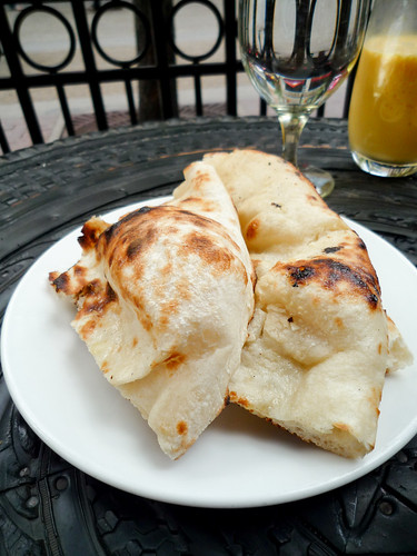 Naan Bread at Mango Shiva