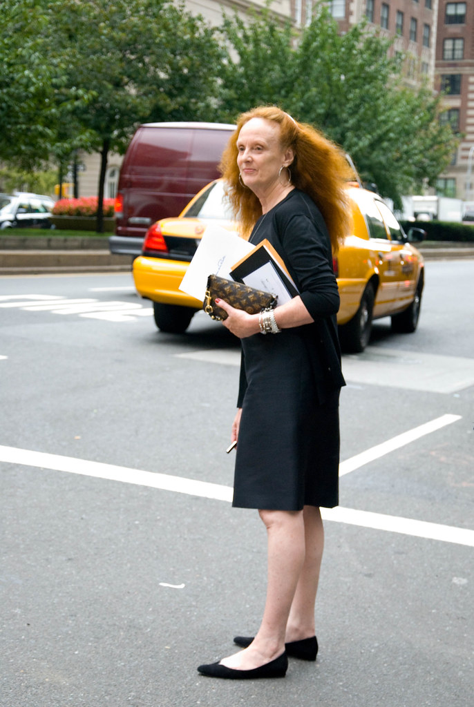 Grace Coddington, Oscar de la Renta Show