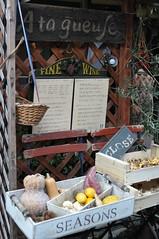 アタゴール外観、野菜たち