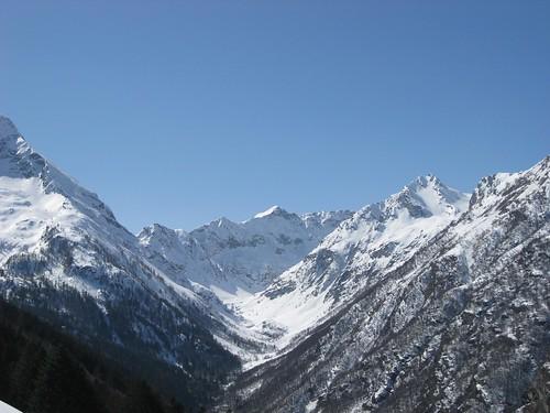 Alpe Scandalorso Panoramica della Valle della Sorba